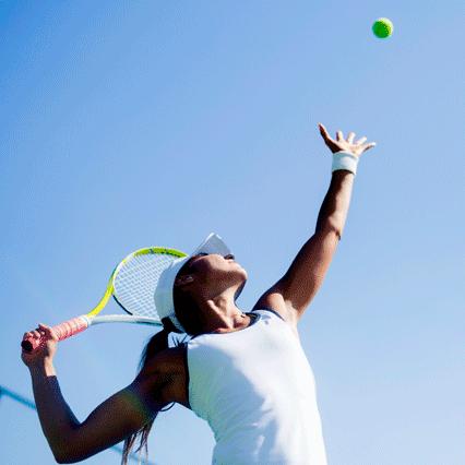 Français & Tennis