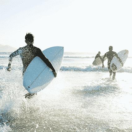 Français & Surf